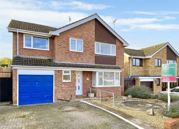 Thumbnail 4 bed detached house for sale in Maple Road, Faringdon