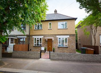 Thumbnail 2 bed semi-detached house for sale in Carlton Road, London
