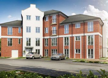 Thumbnail 2 bedroom flat for sale in Stroudley House, Cissbury Chase, Worthing, West Sussex