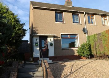 Thumbnail 2 bed semi-detached house for sale in 16 Park Drive, Leven, Fife
