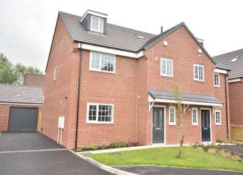 Thumbnail 4 bed semi-detached house for sale in Plot 4 Appletree Court, Lidgett Lane, Garforth