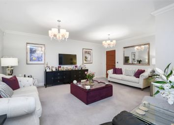 Thumbnail 3 bed flat for sale in Queens Road, Weybridge, Surrey