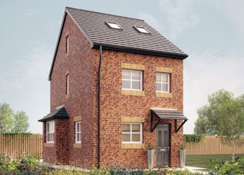 Thumbnail 3 bed semi-detached house for sale in The Burnaby, Woodhouse Vale, Pepper Road, Leeds