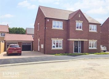 Thumbnail 5 bed detached house for sale in Sybilla Grove, Yarm, North Yorkshire