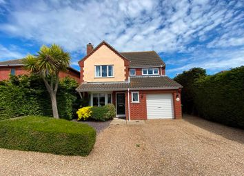 Thumbnail 4 bed detached house for sale in Swallowfields, Carlton Colville, Lowestoft