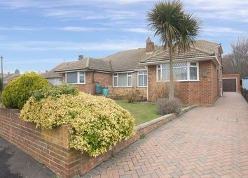 Thumbnail 2 bed semi-detached bungalow for sale in The Ridgeway, Broadstairs