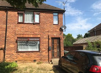 Thumbnail 3 bed semi-detached house to rent in Hilton Road, Banbury, Oxfordshire