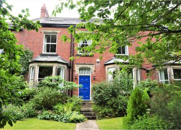 Thumbnail 5 bed terraced house for sale in Claremont Drive, Leeds