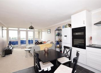 Thumbnail 2 bed flat for sale in Humber Crescent, Strood, Rochester, Kent