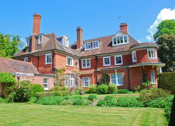 Thumbnail 2 bed flat for sale in Bank, Lyndhurst