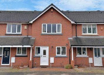 Thumbnail 2 bed terraced house for sale in Kensington Court, Trent Vale, Stoke-On-Trent