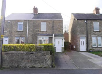 Thumbnail 2 bed property to rent in Consett Road, Castleside, Consett