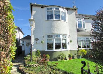 Thumbnail 4 bed semi-detached house for sale in Cimla Road, Neath, Neath, West Glamorgan