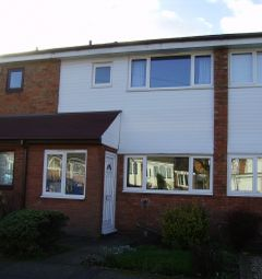 Thumbnail 3 bed town house for sale in Manor Rise, Chasetown