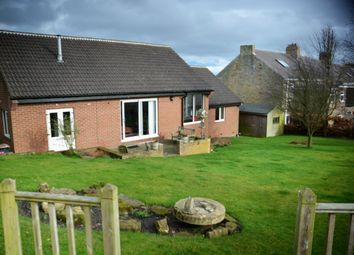 Thumbnail 3 bed detached bungalow for sale in Pont View, Leadgate, Consett