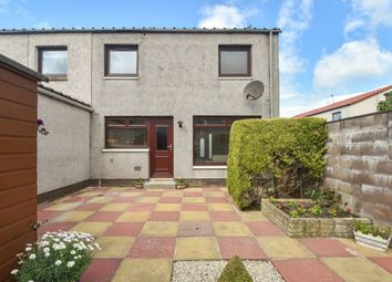 Thumbnail 2 bed end terrace house for sale in 33 Dreelside, Anstruther