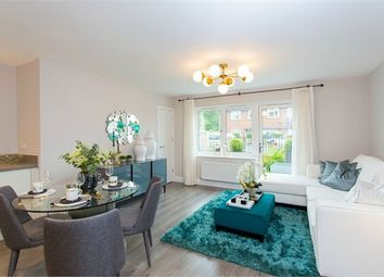 Thumbnail 1 bed flat for sale in Sutton Court Road, Hillingdon, Uxbridge