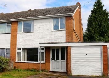 Thumbnail 4 bed semi-detached house to rent in Meadow View Road, Newport