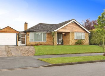 Thumbnail 3 bed detached bungalow for sale in Constable Road, Hillmorton, Rugby
