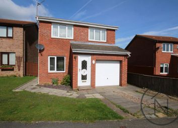 Thumbnail 3 bed detached house for sale in Pemberton Road, Woodham, Newton Aycliffe