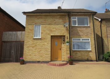 Thumbnail 3 bed detached house for sale in Lyngate Avenue, Birstall, Leicester