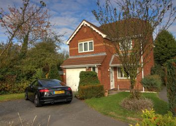 Thumbnail 3 bed detached house for sale in Hogarth Drive, Hinckley
