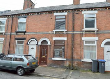 Thumbnail 2 bed terraced house to rent in Chorley Street, Leek