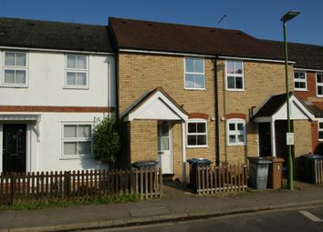 Thumbnail 2 bed terraced house to rent in Apton Road, Bishop's Stortford