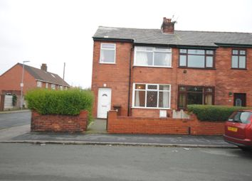 Thumbnail 3 bed town house to rent in Hey Street, Lower Ince, Wigan