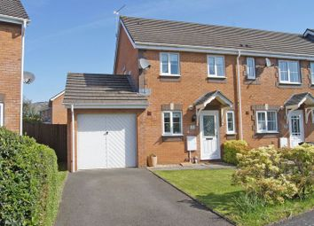 Thumbnail 2 bedroom terraced house to rent in Bluebell Way, Rogerstone, Newport