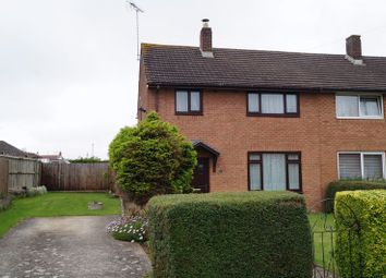 Thumbnail 3 bed semi-detached house for sale in Moorfield Road, Brockworth, Gloucester