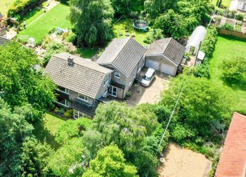 Thumbnail 5 bed detached house for sale in Rickinghall Road, Hinderclay, Diss