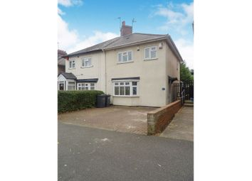 Thumbnail 3 bed semi-detached house for sale in Churchill Road, Birmingham