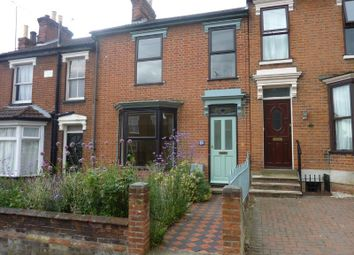 Thumbnail 4 bed property to rent in Palmerston Road, Ipswich, Suffolk