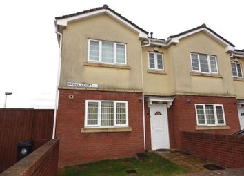Thumbnail 3 bedroom end terrace house for sale in Knole Lane, Brentry, Bristol
