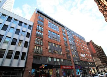 Thumbnail 2 bed flat for sale in 70 Queen Street, Glasgow