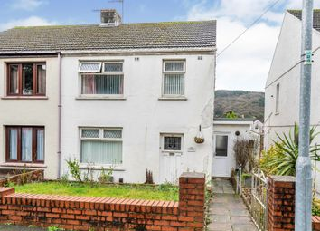 3 bed semi-detached house for sale in Shelone Road, Briton Ferry, Neath SA11