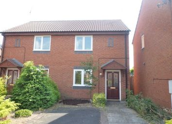 Thumbnail 2 bed semi-detached house to rent in Horsepool Hollow, Leamington Spa