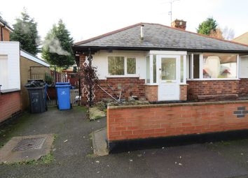 Thumbnail 2 bed bungalow to rent in Westwood Drive, Allenton, Derby
