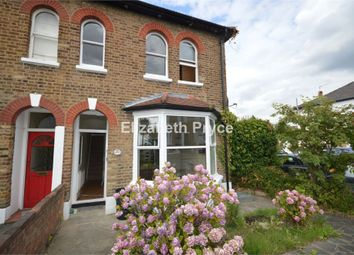 Thumbnail 2 bed end terrace house to rent in Wellesley Road, London