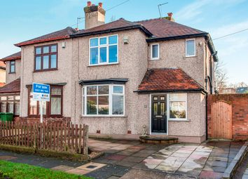 Thumbnail 3 bedroom semi-detached house for sale in Wembley Road, Mossley Hill