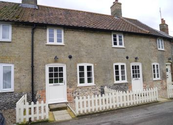 Thumbnail 2 bed cottage to rent in Sandy Lane, Great Massingham