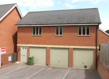 Thumbnail 1 bed property for sale in Campbell Road, Hereford