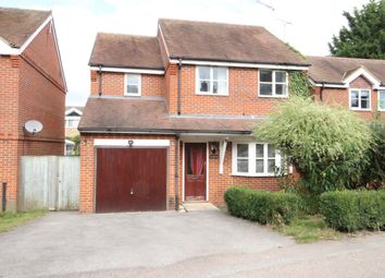 Thumbnail 4 bed detached house for sale in Poplar Lane, Winnersh, Wokingham