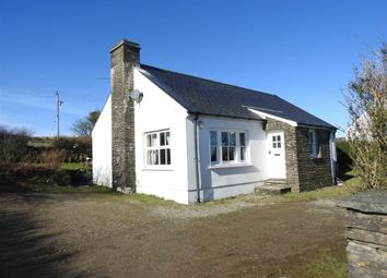 Thumbnail 3 bed cottage for sale in Crymych