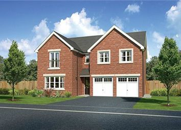 Thumbnail 5 bed detached house for sale in Bolton Road, Adlington, Chorley