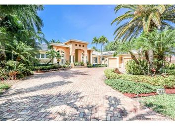 Thumbnail 5 bed property for sale in 2667 Riviera Mnr, Weston, Fl, 33332