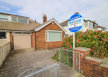 Thumbnail 3 bed bungalow for sale in School Road, Thornton-Cleveleys