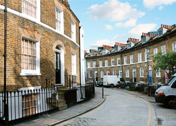 Thumbnail 3 bed terraced house for sale in Keystone Crescent, Islington