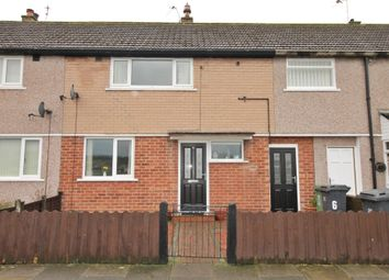 Thumbnail 2 bed terraced house for sale in Allandale Road, Carlisle